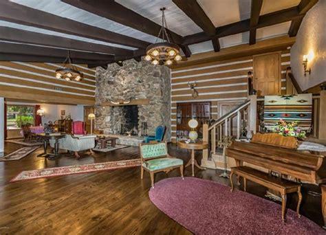 ponderosa ranch ii offroad passport community forum log cabin living western interior log