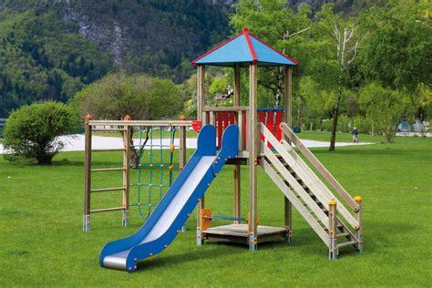 Spielturm Holzhof «max Holz Kletterturm 144 Mit Rutsche