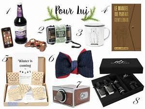Idee Cadeau Noel Pour Homme : idees cadeaux noel homme by emy ~ Melissatoandfro.com Idées de Décoration