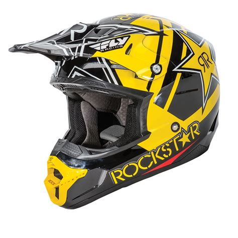 motocross gear for fly racing kinetic pro rockstar motocross helmet helmets