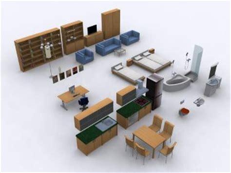3d Möbel Kostenlos by Moderne M 246 Bel 1 3 3d Model Free 3d Models