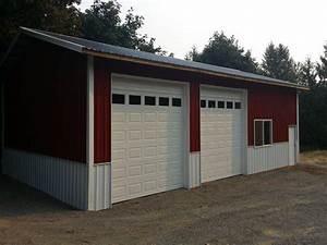 pole barns oregon oregons top pole barn building company With 30x40x14 pole barn