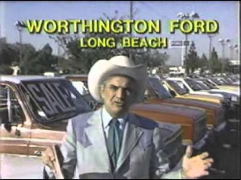 Cal Worthington Ford by Cal Worthington Ford Commercial 1984 Obscuremedia