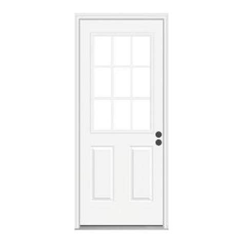 steel entry door home depot jeld wen panel prehung steel entry door from home depot