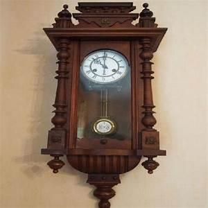 Grosse Pendule Murale : ancienne horloge murale occasion with grosse horloge ~ Teatrodelosmanantiales.com Idées de Décoration