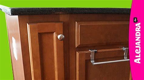 organize  narrow kitchen cabinet youtube