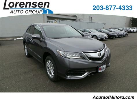 Acura Milford by New Acura Rdx For Sale In Milford Ct Acura Of Milford