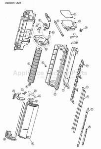 Friedrich Mw09c1f Parts