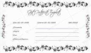 Gift Certificate Templates 5 Beautiful Gift Certificates