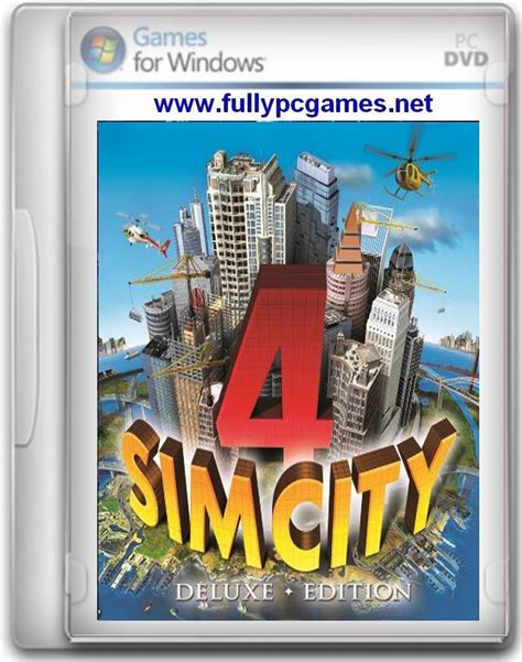simcity  deluxe edition game   full version