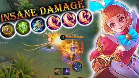 Angela Insane Mage Damage Mobile Legends Test