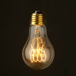 Edison Bulb Track Lighting by Vintage Edison Smooth Round Filament Bulb