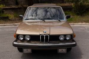 1980 Bmw 528i  E12  Manual Transmission  Original