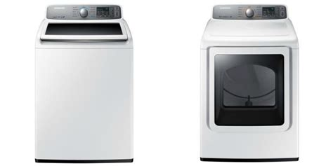 Home Depot  Samsung High Efficiency Washer And Dryer Sale