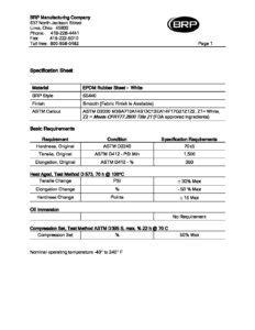 S5440 BA715 - BRP Manufacturing