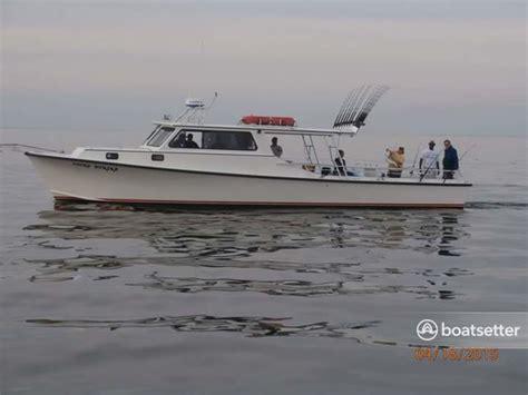 Boatsetter Customer Service rent a 2007 46 ft markley custom charter in deale md on