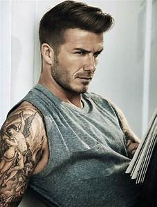 David Beckham Haircuts – 20 Ideas from the Man with the ...