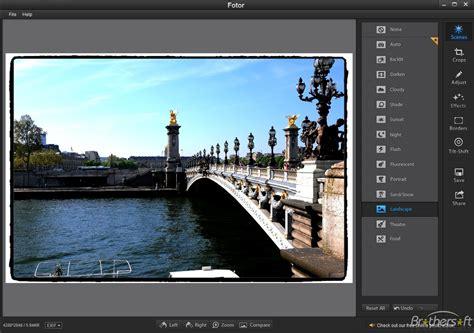 Foto R by Fotor Image Editor Windows Mode
