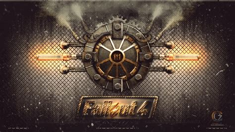 Fallout Iphone Xs Max Wallpaper by Wallpaper Fallout 4 Artwork Steunk Wallpapermaiden