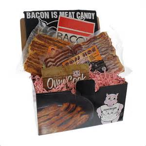 bacon of the month club make him feel special year round 5 manly gift subscriptions
