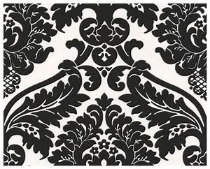 Tapete Barock Schwarz : tapete barock livingwalls 529282 vliestapete flock trend neo barock weiss schwarz silber ~ Yasmunasinghe.com Haus und Dekorationen
