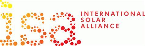 International Solar Alliance | Sustainable Energy for All