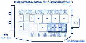 Jaguar X Type 2008 Distribution Fuse Box  Block Circuit