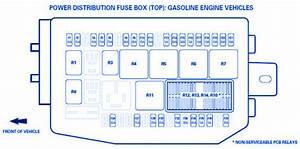 Jaguar X Type 2008 Distribution Fuse Box  Block Circuit