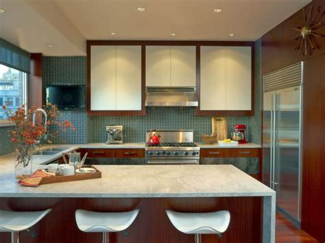 Ideas To Decorate Kitchen Countertops - marble kitchen countertops pictures ideas from hgtv hgtv