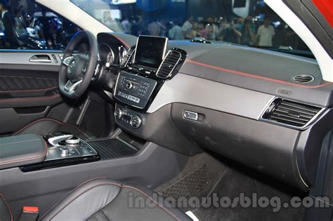 Gle 450 Amg Interior by Mercedes Gle 450 Amg Coupe Interior At The 2015