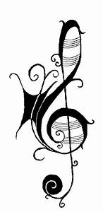 differentstrokesfromdifferentfolks: Music notes tattoo designs