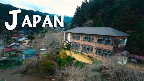 You would also actually have to be hired by someone to be able to get a working visa, and schools and universities are unlikely to hire a fresh graduate who doesn't speak fluent japanese as a music. ABANDONED JAPANESE SCHOOL IN THE MOUNTAINS! - YouTube