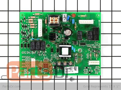 wpw whirlpool high voltage control board parts dr