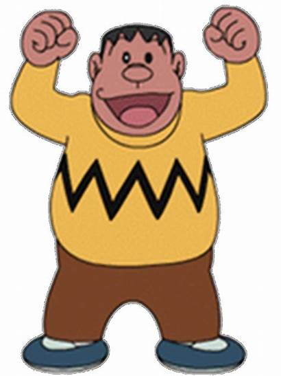 Characters Doraemon Takeshi Character Goda Gain Manga