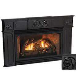 fireplace insert with blower 28 quot innsbrook direct vent fireplace insert liner blower