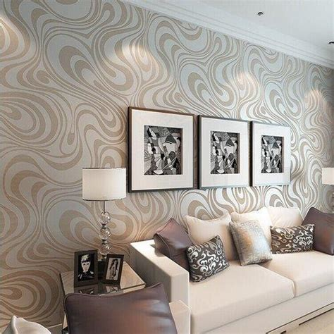 Living Room Wallpaper Malaysia by Pvc Living Room Wallpaper Rs 45 Square Epitome