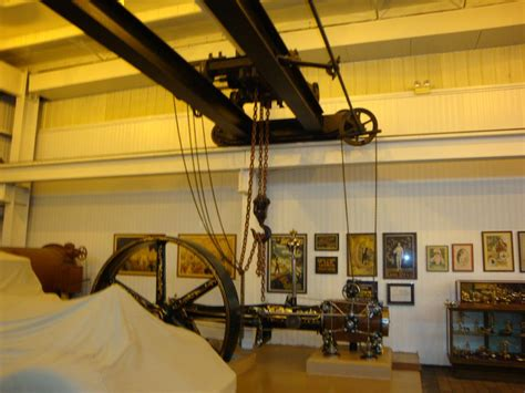 trolley  antique overhead crane