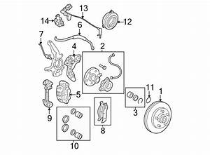 2003 Ford Expedition Actuator  Lock  Hub  Send  Selecting