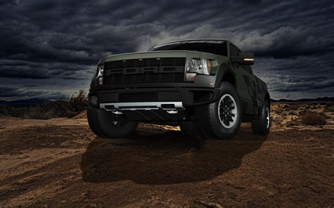 Black Truck Wallpaper by 2018 Ford Raptor Wallpaper 70 Images