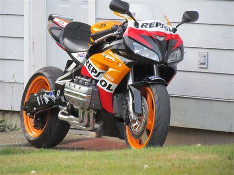 Cbr1000rr And Honda Goldwing by Honda Cbr1000rr Livery Repsol Kawin Silang Gold Wing