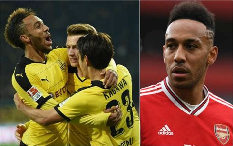 Arsenal star Aubameyang wants Dembele transfer