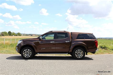 Get to know more about features, design, performance capabilities, specs, trims, and more. Nissan Navara - Unermüdlicher Allterrain Pickup - NewCarz.de