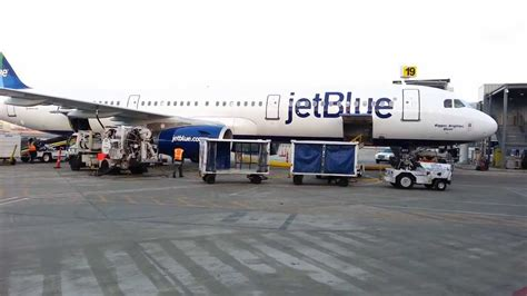 JetBlue Airways A321 Airbus now in service at Terminal 5 ...