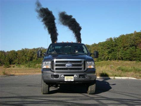conservatives  purposely making  cars spew