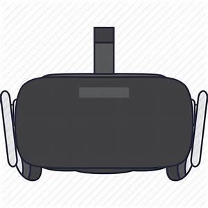 Gadgets, oculus, rift, virtual icon | Icon search engine