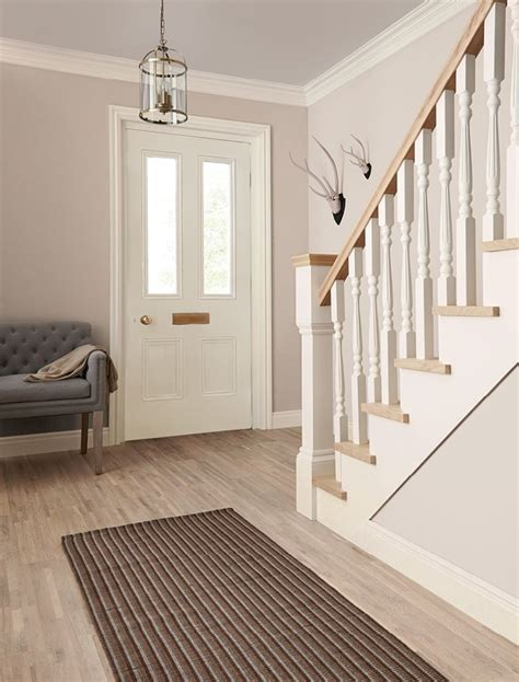 mackintosh matt hall stairs crown paints the house