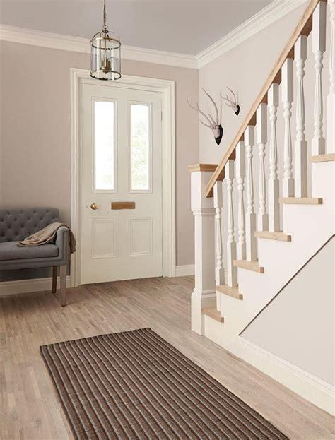 mackintosh matt hall stairs crown paints hallway