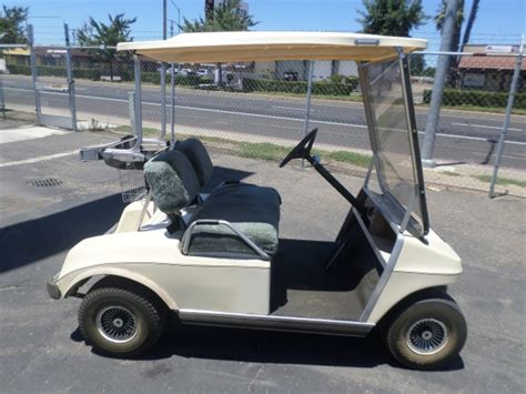 car for sale 1987 club car golf cart in lodi stockton ca lodi park and sell