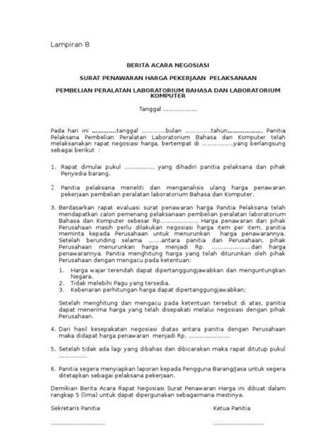 Contoh Surat Berita Acara Rapat by Created For Just One Purpose Contoh Surat Berita Acara