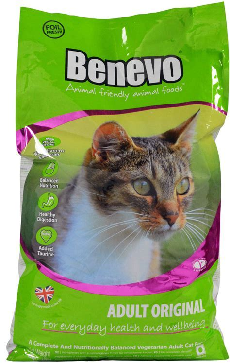 Benevo Vegan Cat Food 10KG   Benevo   Ethical Superstore
